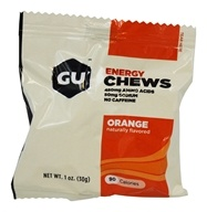 GU Energy - Chews Orange - 1 oz.