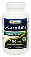Best Naturals - L-Carnitine 1000 mg. - 120 Tablets