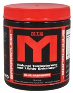 MTS Nutrition - Barracuda Natural Testosterone & Libido Enhancer Blue Raspberry 30 Servings - 237 Grams