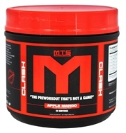 MTS Nutrition - Clash PreWorkout Apple Mango - 284 Grams