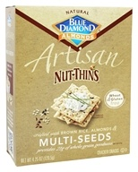 Blue Diamond Growers - Artisan Nut Thins Multi-Seeds - 4.25 oz.