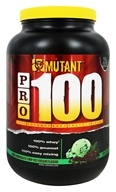 Mutant - PRO 100 Gourmet Whey Protein Shake Mint Chocolate Chip Ice Cream - 32 oz.