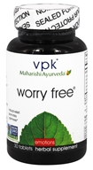 VPK by Maharishi Ayurveda - Worry Free Emotions - 30 Tablets