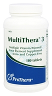ProThera - MultiThera 3 - 180 Tablets