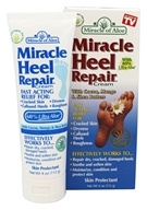 Miracle of Aloe - Miracle Heel Repair Cream 112 g. - 4 oz.