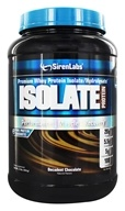 SirenLabs - Isolate Protein Decadent Chocolate - 2.1 lbs.
