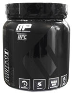 Muscle Pharm - Amino1 Black Recovery and Energy Fruit Punch - 13.54 oz.