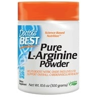 Doctor's Best - L-Arginine Powder - 10.6 oz.