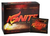 Ignite - Chewable Energy Citrus - 30 Chewable Tablets