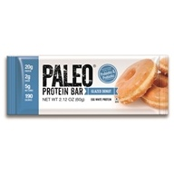 Paleo æg Hvid Protein Bar Glaseret Donut - 2.12 oz. by Julian Bakery