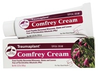 EuroPharma - Terry Naturally Traumaplant Comfrey Cream - 3.53 oz.