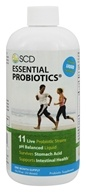 SCD Probiotics - Essential Probiotics - 16.3 oz.