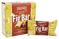 Nature's Bakery - 100% Natural Stone Ground Whole Wheat Fig Bars - 6 x 2 oz. Twin Packs Mango