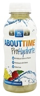 About Time - ProHydrate Raspberry Lemonade - 12 oz.