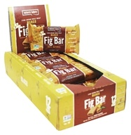 Nature's Bakery - 100% Natural Stone Ground Whole Wheat Fig Bars Mango - 12 Pack(s)