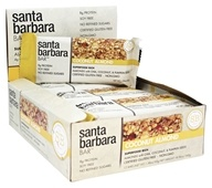 Santa Barbara Bar - Superfood Rich Bars Coconut Almond - 12 Bars