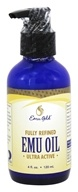 Emu Gold - Emu Oil Ultra Active - 4 oz.