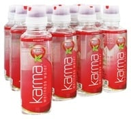 Karma - Wellness Water Body Raspberry Guava Jackfruit - 12 Bottle(s)
