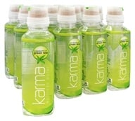 Karma - Wellness Water Spirit Passionfruit Green Tea - 12 Bottle(s)