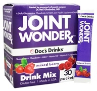 Doc's Drinks - Joint Wonder Mixed Berry - 30 Packet(s)