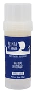 Primal Pit Paste - Natural Deodorant Stick Royal & Rogue - 2 oz.