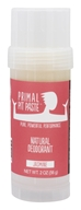 Primal Pit Paste - Natural Deodorant Stick Jacked-Up Jasmine - 2 oz.