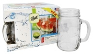 Ball - Regular Mouth 16 oz. Drinking Mason Jars - 4 Pack
