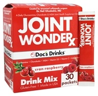 Doc's Drinks - Joint Wonder Cran-Raspberry - 30 Packet(s)
