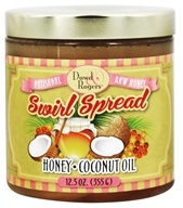 Dowd and Rogers - Swirl Spread Honey and Coconut Oil - 12.5 oz.