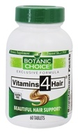 Vitamine 4 Haare - 60 Tablets by Botanic Choice
