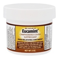Botanic Choice - Eucamint Camphorated Ointment - 2 oz.