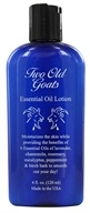 Two Old Goats - Essential Oil Lotion - 4 oz. Formerly Arthritis & Fibromyalgia Essential Lotion