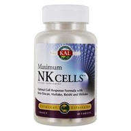 Kal - Clinical Lifestyles Maximum NK Cells - 60 Tablets