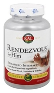 Kal - Clinical Lifestyles Rendezvous for Him Enhanced Intimacy - 60 Tablets