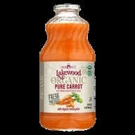 Lakewood - Organic Pure Carrot Juice - 32 oz.
