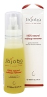 The Jojoba Company - 100% Natural Makeup Remover - 3.3 oz.