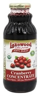 Lakewood - Organic Cranberry Concentrate - 12.5 oz.