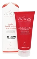 The Jojoba Company - Facial Exfoliant Jojoba Bead & Bamboo - 2.7 oz.