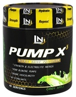 Lecheek Nutrition - Pump X3 Candy Apple - 9.9 oz.
