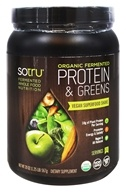 SoTru - Organic Fermented Protein and Greens Shake - 20 oz.