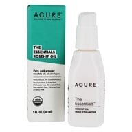 ACURE - Rosehip Oil - 1 oz.