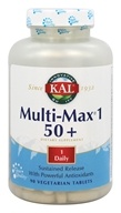 Kal - Multi-Max 1 50+ Sustained Release - 90 Vegetarian Tablets