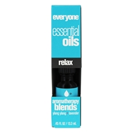 EO Products - Everyone Aromatherapy Blends Essential Oils Relax - 0.45 oz.