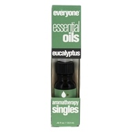 EO Products - Everyone Aromatherapy Singles Essential Oils Eucalyptus - 0.45 oz.