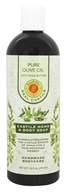 Sunfeather - Castile Hand & Body Soap Pure Olive Oil with Shea Butter - 16 oz.