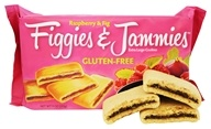 Pamela's Products - Figgies and Jammies Extra Large Cookies Raspberry and Fig - 9 oz.