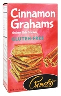 Pamela's Products - Gluten-Free Graham Crackers Cinnamon - 7 oz.
