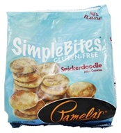 Pamela's Products - Simple Bites Gluten Free Mini Cookies Snickerdoodle - 7 oz.