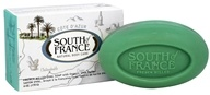 South of France - French Milled Vegetable Bar Soap Cote D'Azur - 6 oz.