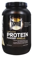 TapouT Muscle - Turbo Blend Protein Powder Vanilla - 2 lbs.